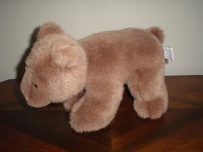 Gund Vintage 1998 Brown Bear Retired Handmade