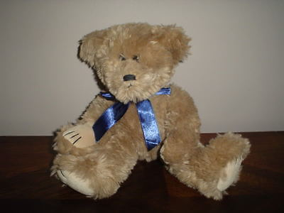 Ganz 1997 Sandy Bear 10 inch Retired H3538