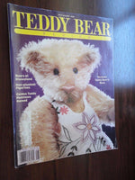 Teddy Bear Review Magazine Back Issue July / Aug 1993 Vermont Rose Disneyland