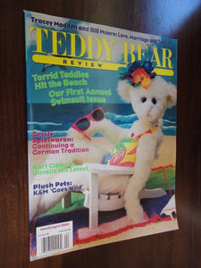 Teddy Bear Review Magazine Back Issue March / April 2000