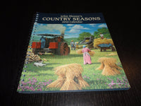 Art Notebook John Sloane's Country Seasons 2016 Monthly/Weekly Planner Calendar