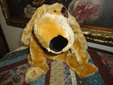 Classic Ty Beanie Original 18 in 2001 Sniffy the Hound All Tags ‎008421020430