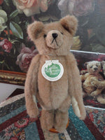 Mary Meyer Vermont Green Mountain Bear Artist Carol Carini HAYSTACK 15in '93 New