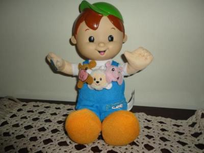 Fisher Price See 'n Say BUDDY TALKING MUSICAL DOLL Educational