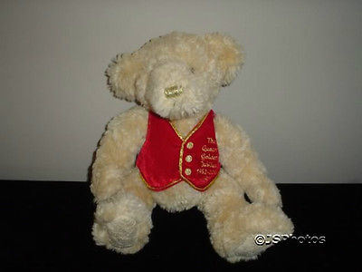 Russ Berrie Queens Golden Jubilee Bear 1952-2002 99412