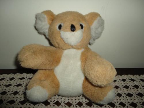 Old Vintage Koala Stuffed Plush