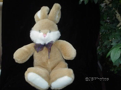 Gund Bunny Rabbit 5027 Soft Plush Rare 17 Inch 2000
