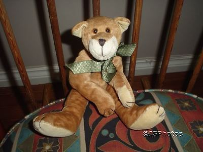 Boyds Collection Baby Boyds Bear Handmade Velvet Retired
