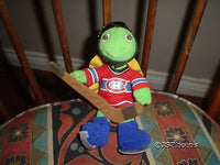 Franklin Turtle Montreal Canadians Hockey Doll