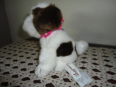 Official Nintendo Nintendogs 2008 Brown & White Dog 9in