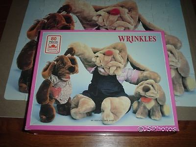 Ganz Wrinkles Jigsaw Puzzle 1984 My Friends #1 of Set