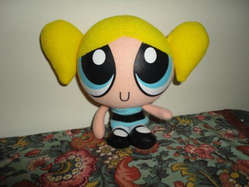 Powerpuff Girls BLOSSOM Doll Cartoon Network 6 inch Trendmasters