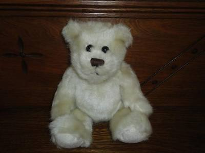 Dakin ANGIE Teddy Bear 56380 9 inch Cream Colored Plush