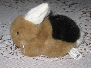 Dutch Plush 7 Inch Laying Bunny Rabbit