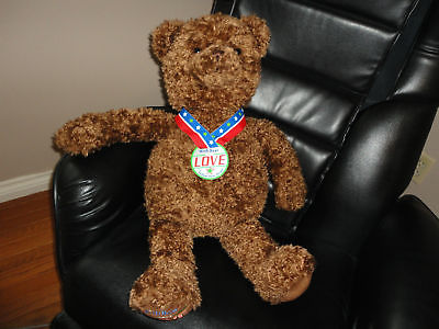 Gund JUMBO 2003 Wish Bear Limited Edition 28 inch