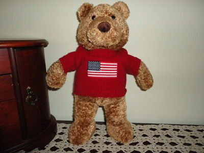 SAKS Dept Store PROFFITTS Bear Retired