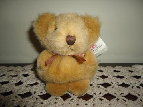 Russ Palm Pets BENJI BEAR 1998 Item 3024