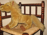 Nicky Toy Holland Soft Horse Plush 14 inch