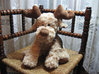 ICI Paris XL Netherlands Moose Plush w Bow