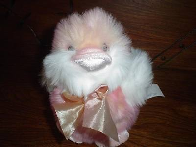 Dan Dee UK Chirping Bird Plush 6 inch