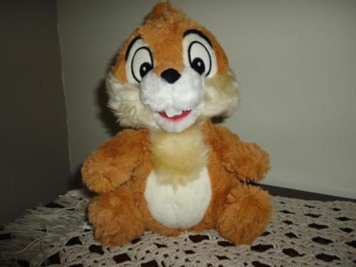 Disney Store Exclusive CHIP n Dale Chipmunk