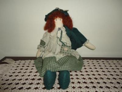 CANADA Artist Designed KELLY ANN DOLL By Gloria Doan