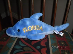 Mary Meyer Florida Dolphin Toy