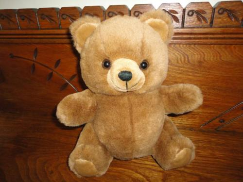 Herrington 2000 Annual MARTIN BEAR 9 inches Brown Plush Handcrafted