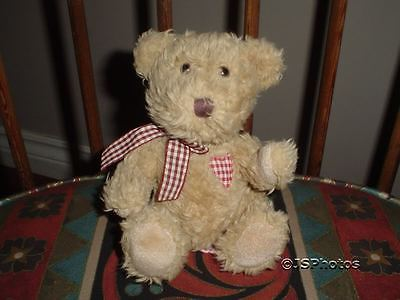 Russ Berrie True Heart Bear Retired