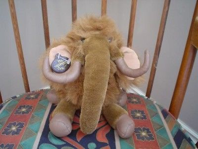 Ganz Mammoth Stuffed Plush 18 Inch Heritage 1990