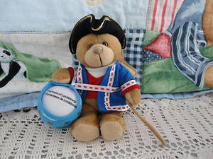 Fortress of Louisbourg Nova Scotia Canada BEAR Souvenir