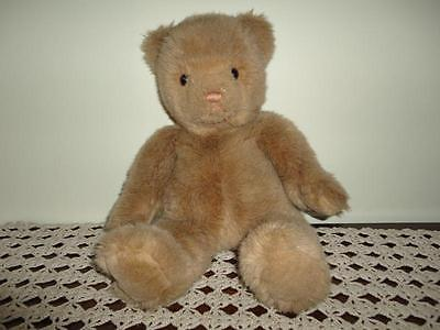 Gund Rare Vintage Brown Bear 15 inch