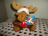 Sears Canada Exclusive 2005 Holiday KRIS MOOSE