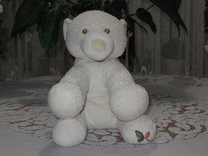 Aurora UK Naturally Plush Big Sitting Bear Baby Toy