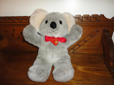Dakin Vintage 1988 CUDDLES KOALA BEAR 14.5 in. with Tags