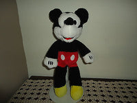 Gund MICKEY MOUSE Disney Best Buddy Plush Doll 2002