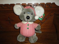 Dakin 1985 Fun Farm CHRIS MOUSE Christmas Plush Handmade