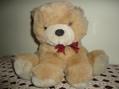 Ganz Heritage Vintage 1985 BENSON Bear All Tags