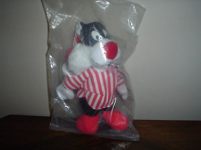 SYLVESTER Plush McDonalds 1992 Looney Tunes MINT in Bag