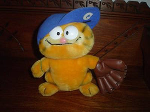 Dakin Fun Farm Vintage 1980's GARFIELD Baseball Player