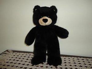 Build a Bear Canada BLACK BEAR 15 inch