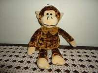 Monkey Stuffed Plush Crushed Velvet Toy Loblaws Canada
