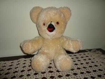 Hermann German Robijn Kuschelweich Cajoline Comfort  Fabric Softener Teddy Bear