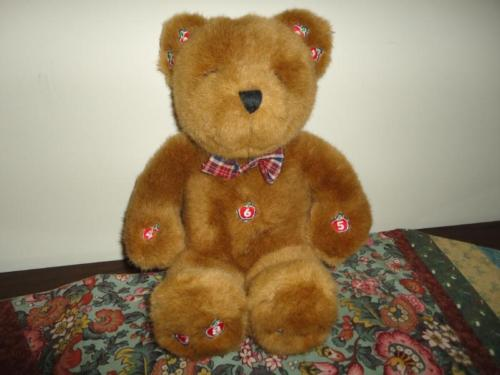 Childrens Educational Math TEACHER TEDDY BEAR Battery Operated