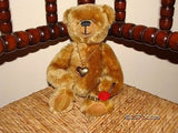 Hermann Original Mohair Teddy Sammy & Pendant 441/2000