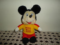 Knickerbocker Walt Disney Antique Mickey Mouse Power Doll