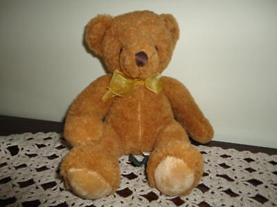 Russ Berrie MACEY Bear  11 Inch Soft And Cuddly  39617