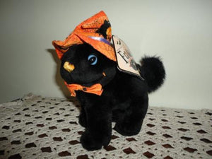 Sears Canada Exclusives FRIDAY HALLOWEEN BLACK CAT  CHRISTMAS WISHKERS MOUSE