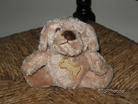 Yves Rocher Paris France Puppy Dog Plush Toy