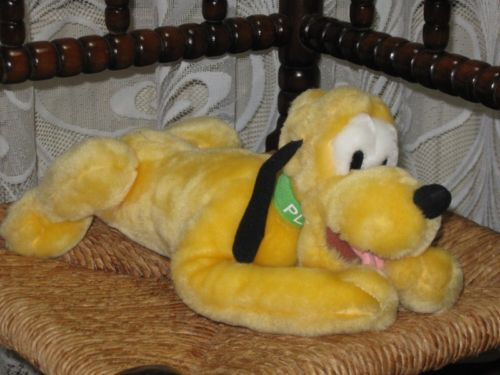 Disney Pluto Plush Dog 12 inch Plush